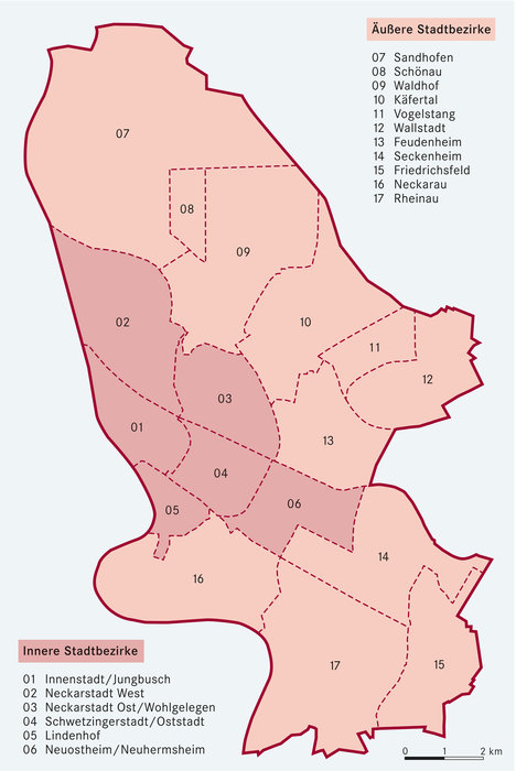 Bezirk Duden