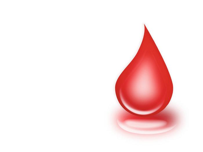 Wie kann ich mein Blut verlieren?