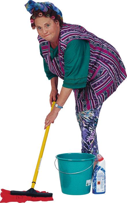 Bilder von putzfrauen