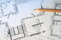 Architekturzeichnung