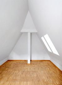 Atelierfenster - Raum mit Atelierfenstern