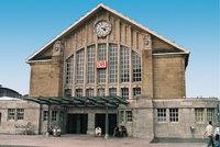 Bahnhof - Der Darmstädter Hauptbahnhof
