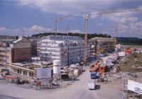 Baustelle - Großbaustelle