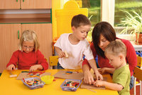 Betreuung - Betreuung von Kindern