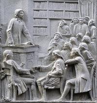 Bildhauerarbeit