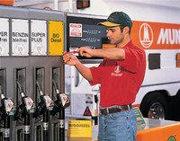 Biodiesel - Zapfsäule u. a. für Biodiesel