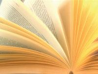 Blatt - Blätter eines Buches