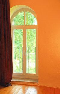 Bogenfenster