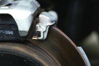 Bremsanlage - Eine Art von Bremsanlage: die Scheibenbremse
