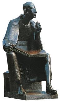 Bronze - Skulptur aus Bronze