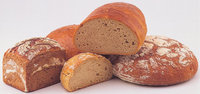 Brot - Helles und dunkles Brot