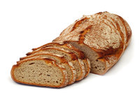 Brot - Vier Brote (vom Laib abgeschnitten)