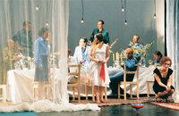 Bühnenbild - Beispiel eines Bühnenbilds