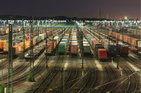 Containerbahnhof