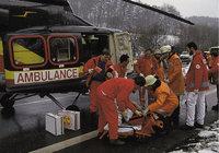 Dienst - Rettungskräfte im Dienst