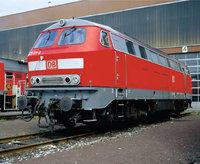 Diesel - Diesellokomotive