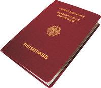 Dokument - Ein Reisepass als amtliches Schriftstück