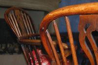 Eibenholz - Stühle aus Eibenholz