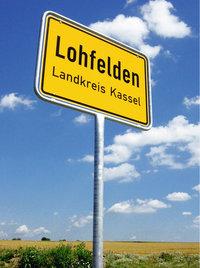 Eingang - Schild zur Kennzeichnung eines Ortseingangs