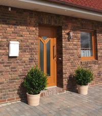 Eingang - Eingang eines Hauses