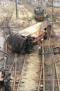 Eisenbahnunglück
