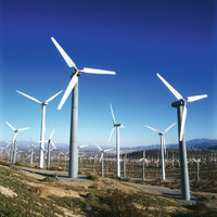 Energieerzeugung - Energieerzeugung durch Windkraft