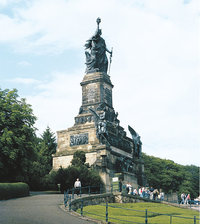 Erinnerung - Denkmal zur Erinnerung an einen Krieg