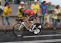 Etappe - Etappe eines Radrennens