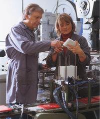Facharbeiter - Facharbeiter und Facharbeiterin in der Industrie
