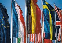 Fahne - Fahnen verschiedener Nationen