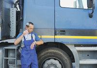 Fahrer - Fahrer eines Lkws