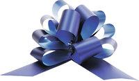 Farbe - Schleife in der Farbe Blau