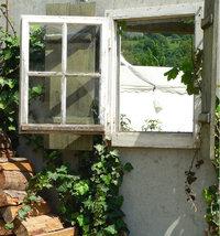 Fenster - Geöffnetes Fenster