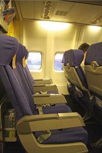 Fensterplatz - Sitzplätze im Flugzeug mit Fensterplätzen