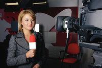 Fernsehjournalistin