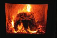 Feuer - Feuer im Kamin
