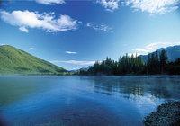 Fläche - Fläche eines Sees