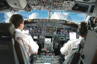 Flieger - Zwei Flieger im Cockpit