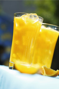 Fruchtsaftgetränk - Orangensaft