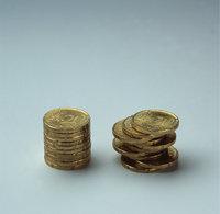 Geldstück - Geldstücke