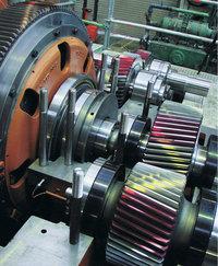Getriebe - Getriebe für Extruder der Kunststoffindustrie