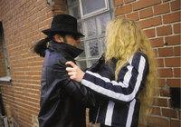 Gewalt - Gewalt bei einem Überfall