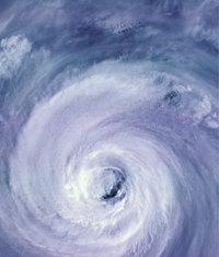 Gewalt - Die Gewalt eines Hurrikans
