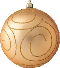 Gold - Das Gold der Christbaumkugel