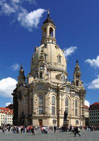 Gotteshaus - Dresdner Frauenkirche