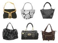 Handtasche - Verschiedene Handtaschen