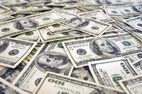 Heidengeld - US-Dollar-Banknoten