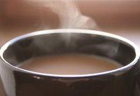 Heißgetränk - Heißer Kaffee