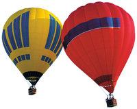 Heißluftballon - Heißluftballons
