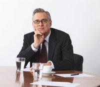 Herr - Ein Herr mit Brille